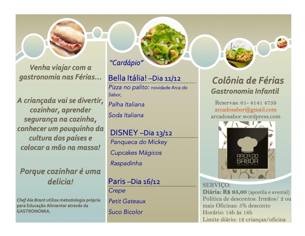 Folder Colonia 20132014