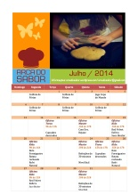 AS Calendario Julho 2014